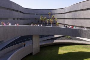 La sede de la Sección de Bellas Artes se inauguró en 20