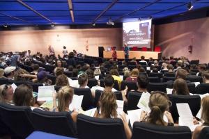 Jornada de Bienvenida Erasmus septiembre de 2014