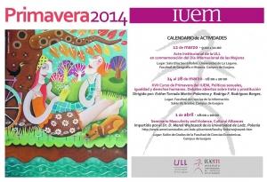 Foto 4. actividades IUEM PRIMAVERA 2014