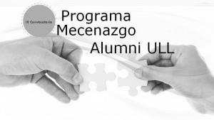 002546 Mecenazgo III