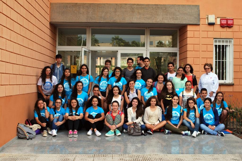 FOTO 6. Campus_grupo1 ciencia ULL