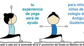 we love Guatemala yoga