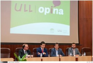 Primera convocatoria de ULL Opina