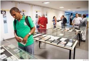 Foto 2. Exposición desarrollada en 2015