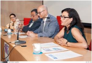 Foto 9. Jornadas científicas y tecnologas