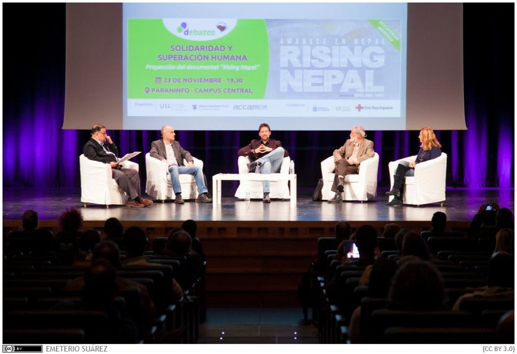 ULL Debates Rising Nepal 16